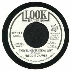CHAVEZ, Freddie/DAVE NEWMAN - They'll Never Know Why