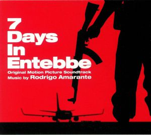 AMARANTE, Rodrigo - 7 Days In Entebbe (Soundtrack)