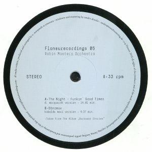 ROBIN MASTERS ORCHESTRA - Backseat Stories: Album Sampler 1