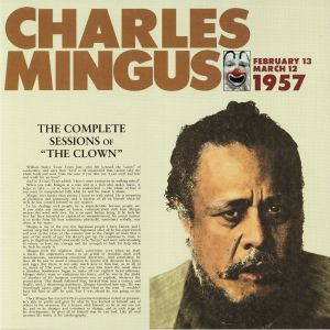 MINGUS, Charles - The Complete Sessions Of
