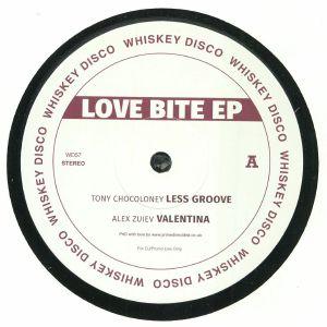 CHOCOLONEY, Tony/ALEX ZUIEV/ANTHONY MANSFIELD/DJ M3/GLEDD - Love Bite EP