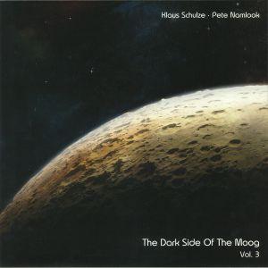 SCHULZE, Klaus/PETE NAMLOOK - The Dark Side Of The Moog Vol 3