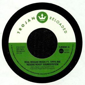REGGAE ROAST SOUNDSYTEM feat TIPPA IRIE - Real Reggae Music