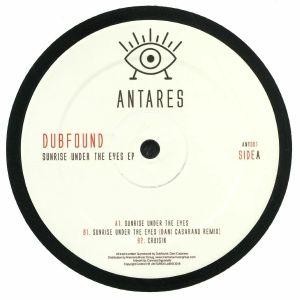 DUBFOUND - Sunrise Under The Eyes EP