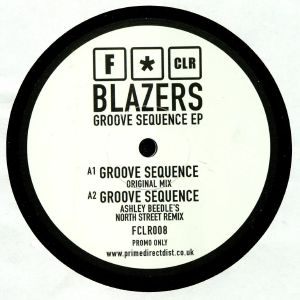 BLAZERS - Groove Sequence EP