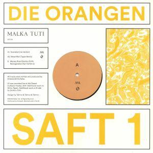 DIE ORANGEN - Saft 1