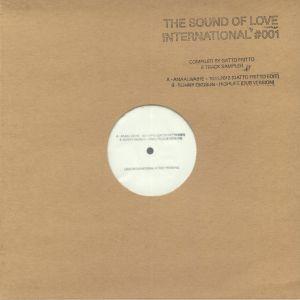 ANAALIVAIHE/SONNY OKOSUN - The Sound Of Love International 001 Sampler