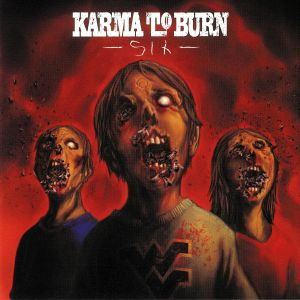KARMA TO BURN/SONS OF ALPHA CENTAURI - Six