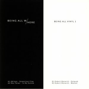 ABILAAN/MAX TELAER/ROBERT MONARCH - Being All Vinyl 1