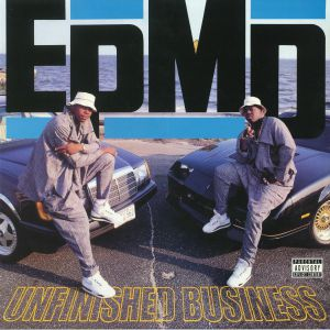 EPMD - Unfinished Business (reissue)