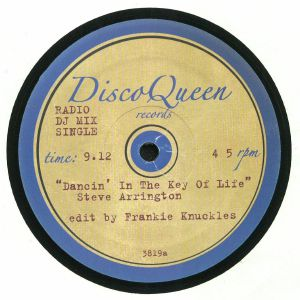 ARRINGTON, Steve/THE TRAMMPS - Frankie Knuckles Edits: Disco Queen #3819