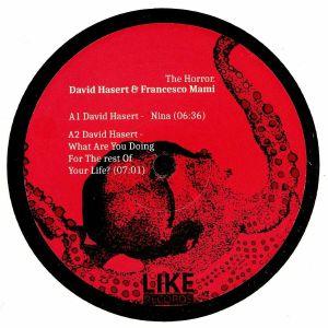 HASERT, David/FRANCESCO MAMI - The Horror