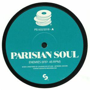 PARISIAN SOUL - Enemies