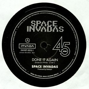 SPACE INVADAS aka STEVE SPACEK/KATALYST - Done It Again
