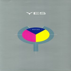 YES - 90125: 35th Anniversary Edition (reissue)