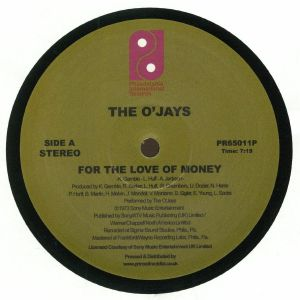 O'JAYS, The - For The Love Of Money