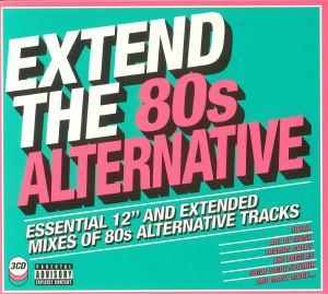 VARIOUS - Extend The 80s: Alternative