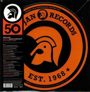 VARIOUS - Trojan Records: 50th Anniversary