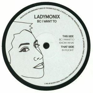 LADYMONIX - BC I Want To