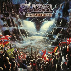 SAXON - Rock The Nations (reissue)
