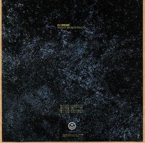 DJ SPIDER - Human Erosion Field EP