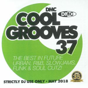 VARIOUS - Cool Grooves 38: The Best In Future Urban R&B Slowjams Funk & Soul Cutz! (Strictly DJ Only)