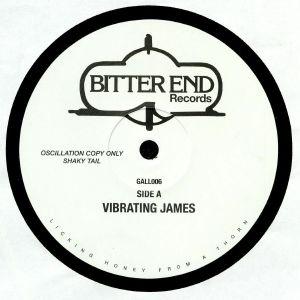 BITTER END - Vibrating James