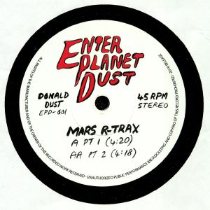 DUST, Donald - Mars R Trax