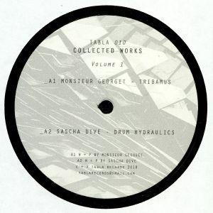 MONSIEUR GEORGET/SASCHA DIVE/MARKUS HOMM/MICHA KLANG/ALEXKID - Collected Works Vol 1