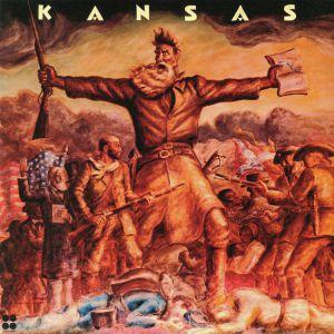KANSAS - Kansas (reissue)