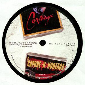 CORMEGA/CAPONE N NOREAGA - The Real Report