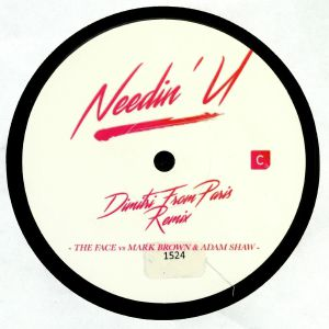 FACE, The vs MARK BROWN/ADAM SHAW - Needin' U: Dimitri From Paris Remix