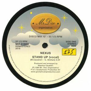 NEXUS - Stand Up (remastered) (reissue)