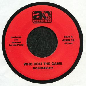 MARLEY, Bob - Who Colt The Game