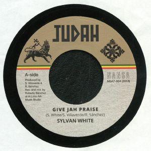WHITE, Sylvan/SONS OF NANSA - Give Jah Praise