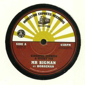 KINGSTON EXPRESS/STICKY JOE/RICHIE PHOE - Mr Bigman