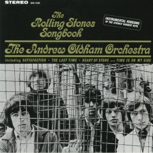 ANDREW OLDHAM ORCHESTRA, The - The Rolling Stones Songbook (reissue)