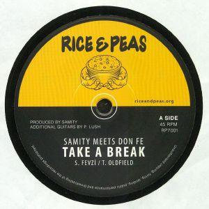 SAMITY meets DON FE - Take A Break