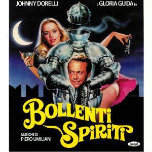 UMILIANI, Piero - Bollenti Spiriti (Soundtrack)
