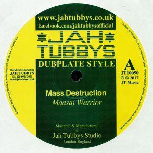 MAASAI WARRIOR/ELEVEN - Mass Destruction