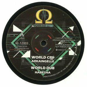 ARKAINGELLE/HABESHA/AFRIKAN SIMBA - World Cry