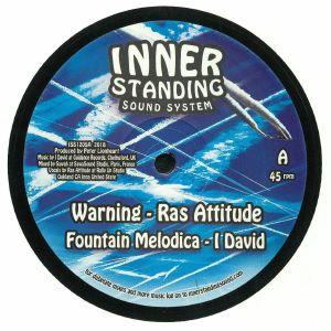 RAS ATTITUDE/I DAVID/DRE Z/SAWA SOUND - Warning