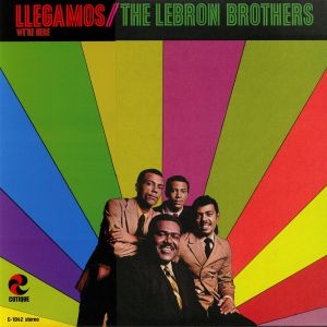 LEBRON BROTHERS, The - Llegamos