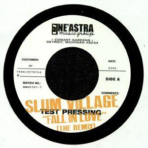 SLUM VILLAGE - Fall In Love (The Remix)