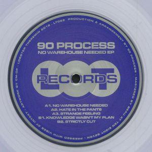 90 PROCESS - No Warehouse Needed EP