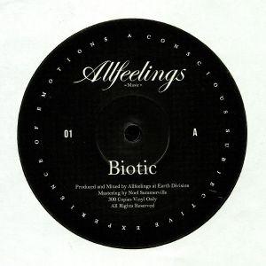 ALLFEELINGS - Biotic