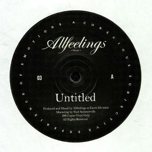 ALLFEELINGS - AF 03