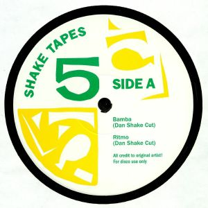 SHAKE TAPES - Volume 5 (Dan Shakes mixes)