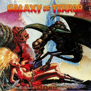 SCHRADER, Barry - Galaxy Of Terror (Soundtrack)