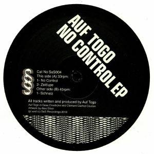 AUF TOGO - No Control EP